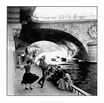 Rock 'n Roll sur les Quais de Paris