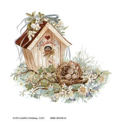Birdhouse No 1