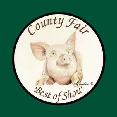 County Fair Pig