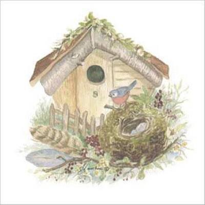 Birdhouse No 6