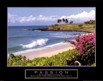 Passion, Golf