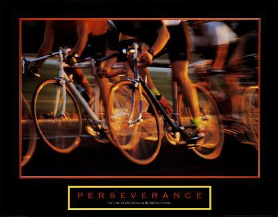 Perseverance: Cyclists