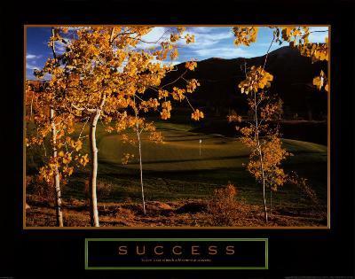 Success: Golf
