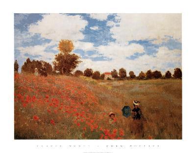 Corn Poppies, 1873