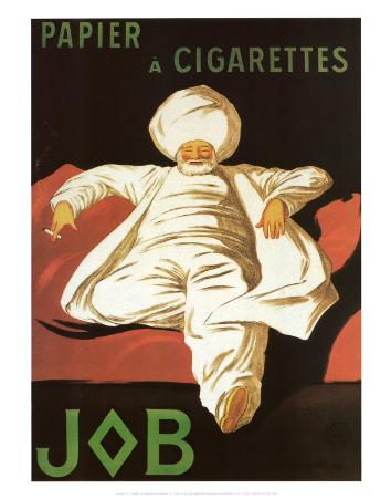 Papier a Cigar Job, c.1912