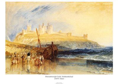 Dunstanborough Castle, North