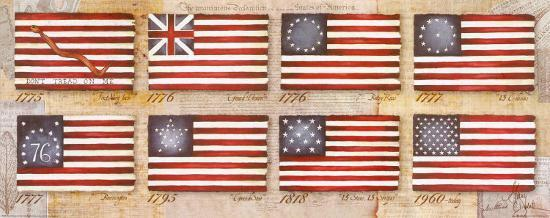 The History Of American Flag