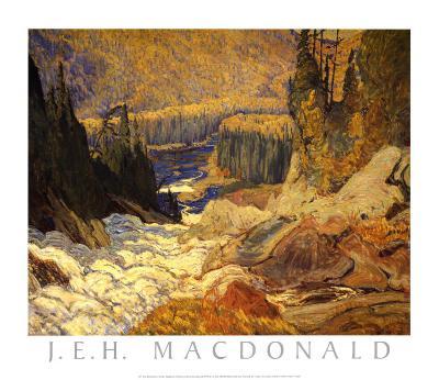 Falls, Montreal River