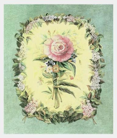 Alegorias Florales II