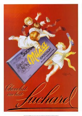 Chocolat Au Lait Fuchard