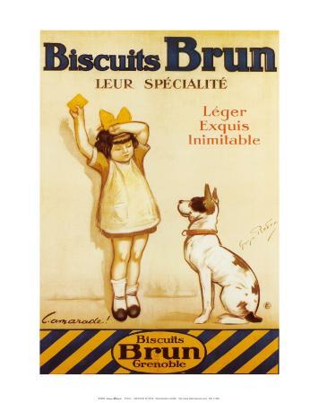 Biscuits Brun