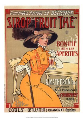 Sirop Fruit
