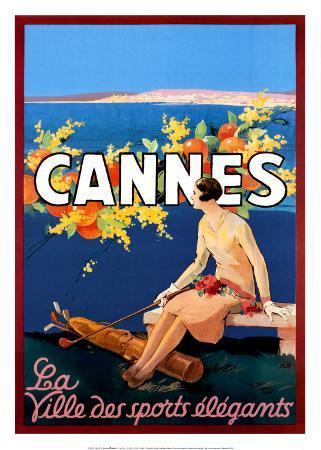 Cannes La Ville Des Sports Elegants