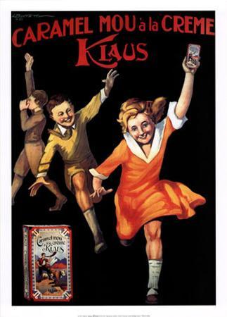 Caramel Mou a La Creme Klaus