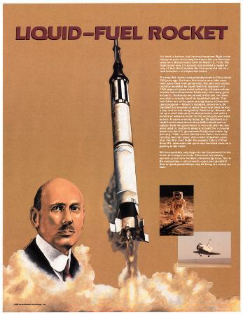 The Liquid Fuel Rocket