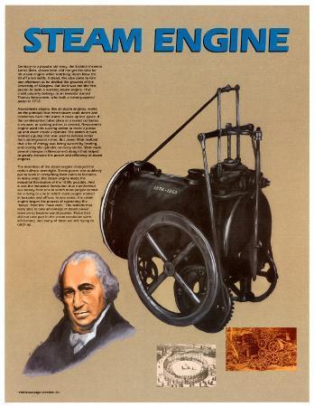 The Steam Engine