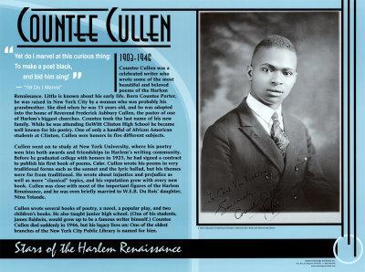 Countee Cullen