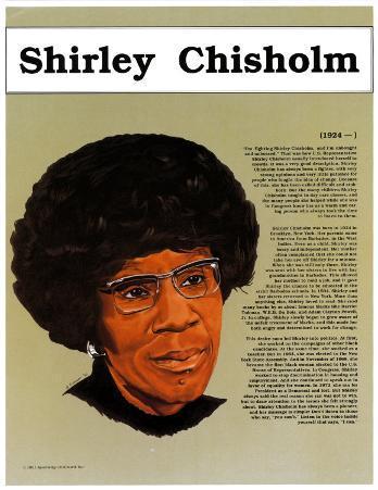 Shirley Chisholm
