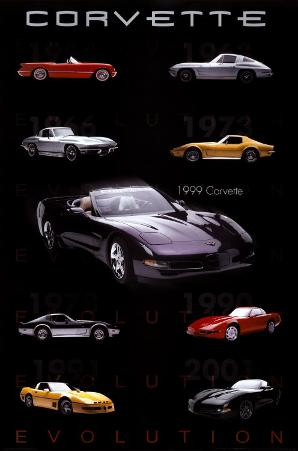 Corvette Evolution