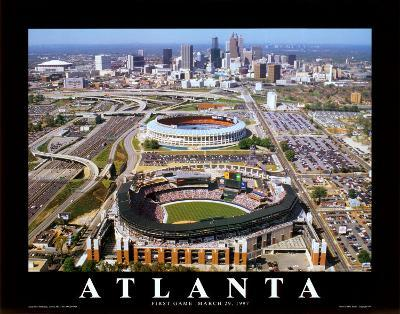 Turner Field - Atlanta, Georgia