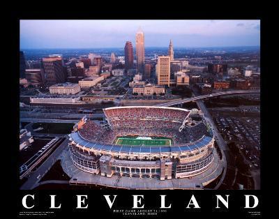 Browns Stadium - Cleveland, Ohio