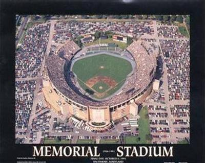 Memorial Stadium - Maryland