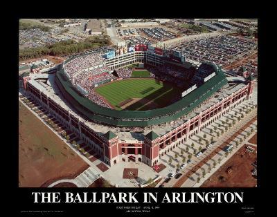 The Ballpark - Arlington, Texas