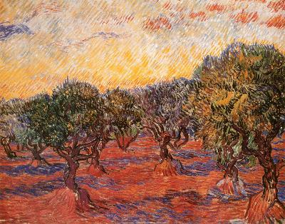 The Olive Grove, c.1889