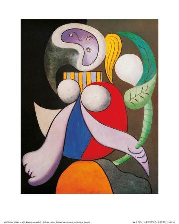 Femme a La Fleur, c.1932