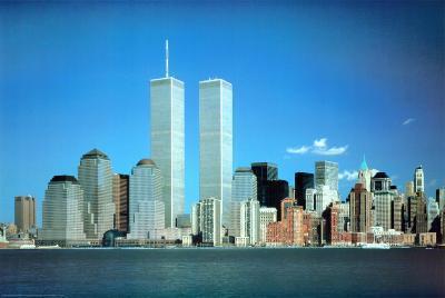 New York Skyline - Day