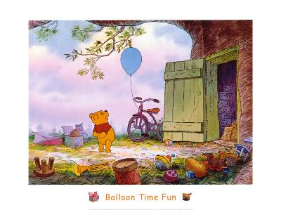Pooh's Balloon Time Fun