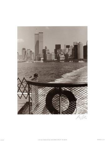 World Trade Center from Staten Island Ferry