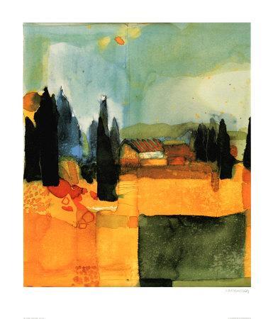 Tuscan Fantasy I