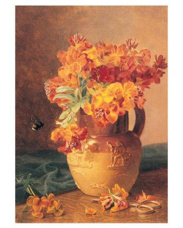 Flowers in a Jug