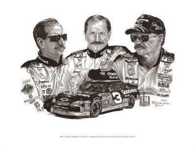 Dale Earnhardt Sr. Triple Header