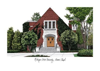 Michigan State University Alumni Chapel