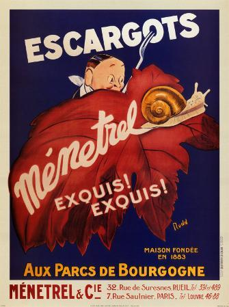 Escargots Menetial