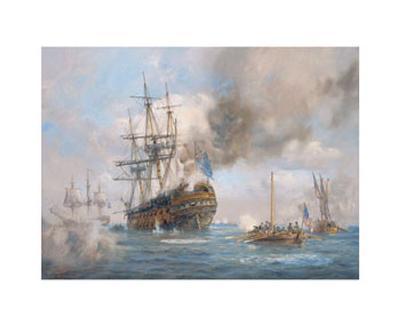 HMS Augusta Philadelphia 1777