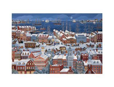 Boston, A City by the Sea