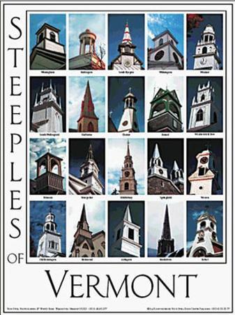 Steeples of Vermont
