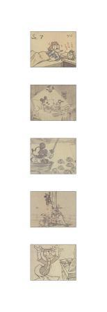 Sketch Collection: Mickey and Friends