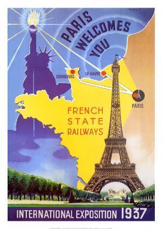 Paris International Expo, 1937