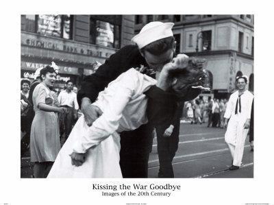 War's End Kiss
