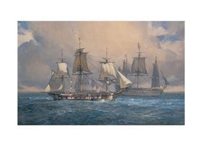 Dispatches for Admiral Thornton