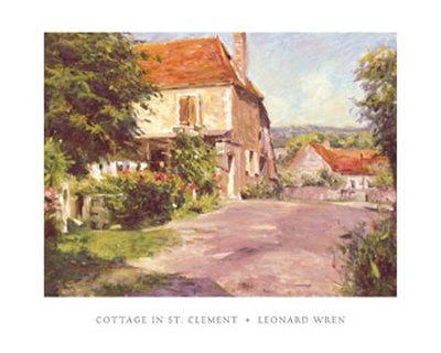 Cottage in St. Clement