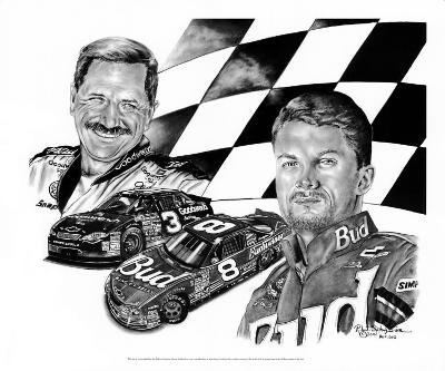Legacy: Dale Earnhardt Sr. and Jr.