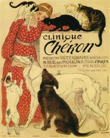 Clinique Cheron, c.1905