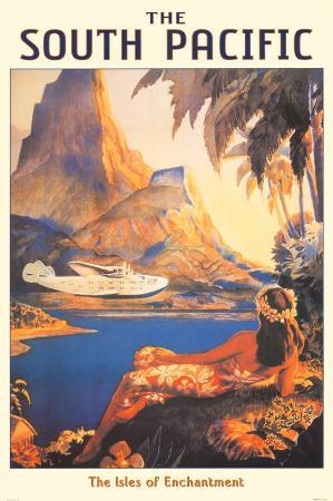 South Pacific, Isles of Enchantment