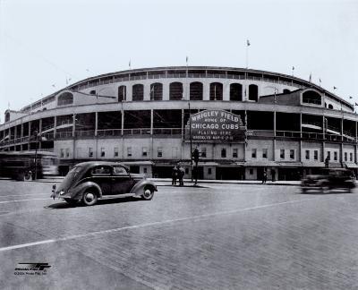 MLB Wrigley Field