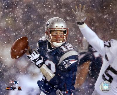 Tom Brady 2001 Divisional Playoff vs. Raiders